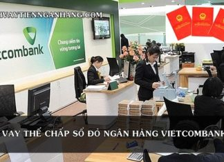 vay the chap so do ngan hang vietcombank