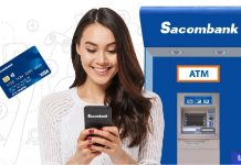 so tien rut toi da the atm sacombank