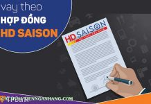 Vay theo hợp đồng cũ HD SaiSon