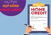 vay theo hop dong cu home credit