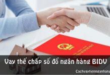 vay von ngan hang bidv the chap so do