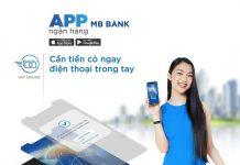 vay tien online qua app mb bank