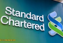 lai suat vay tin chap Standard Chartered