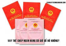 Vay the chap ngan hang co giu so do khong