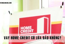 Vay home credit co lua dao khong