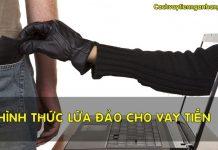 Hinh thuc lua dao cho vay tien