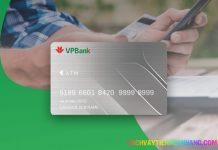 Làm thẻ vpbank online