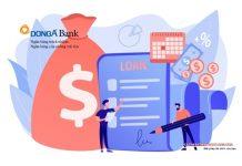 Cách tính lãi suất vay ngân hàng đông á